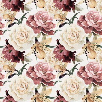 Papel de Parede Rosas (Flores)