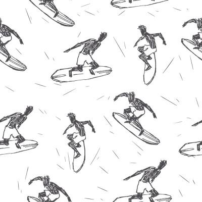 Papel De Parede Surfista