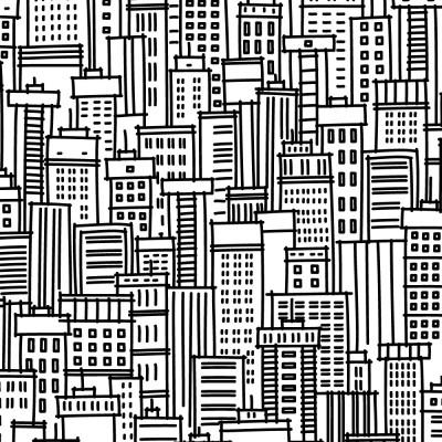 Papel de Parede Urbano