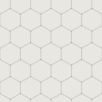 Papel de Parede Azulejo Hexagonal Português