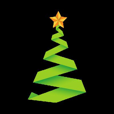 Adesivo De Parede árvore De Natal Abstrata Modelo Exclusivo Bemcolar