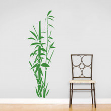 Adesivo de Parede Bambu II