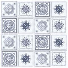 Adesivo Para Azulejo - 35
