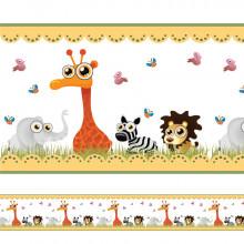 Faixa Decorativa Safari