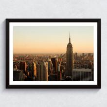 Quadro Decorativo Nova Iorque Fotografia