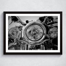 Quadro Decorativo Harley Davidson