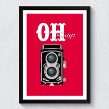 Quadro Decorativo Ho Snap