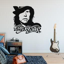 Adesivo de Parede Aerosmith