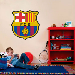 Adesivo de Parede Barcelona FC