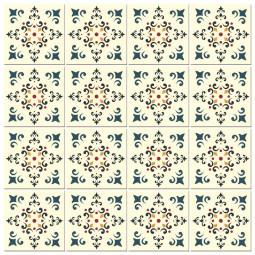Adesivo Para Azulejo - 04