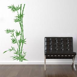 Adesivo de Parede Bambu