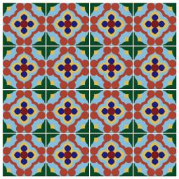 Adesivo Para Azulejo - 09
