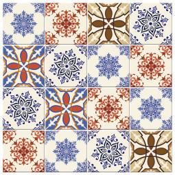 Adesivo para Azulejo Português Misturado