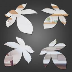 Espelho Decorativo Folhas