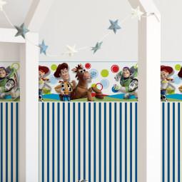 Faixa Decorativa Infantil Toy Story - Disney - Rolo com 5 Metros