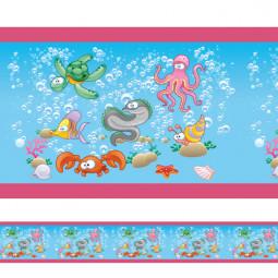 Faixa Decorativa Oceano Menina