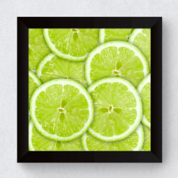 Quadrinho Decorativo Limões