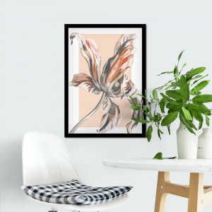 Quadro Decorativo Flor