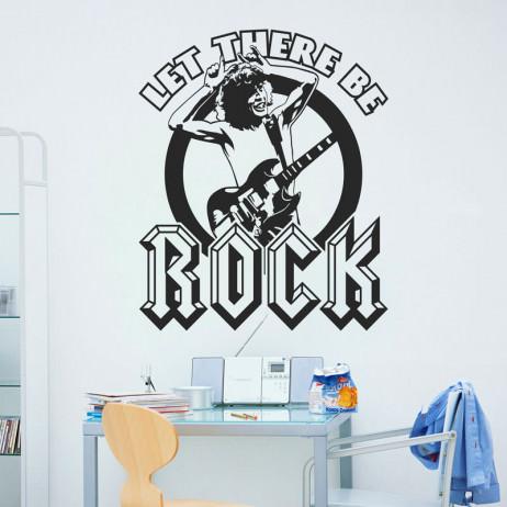Adesivo de Parede Rock