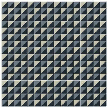 Adesivo Para Azulejo Geométrico