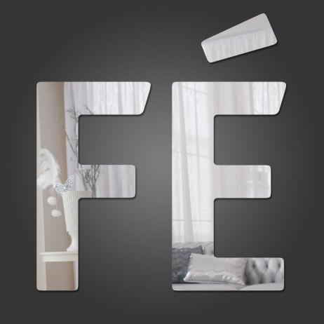 Espelho Decorativo FÉ
