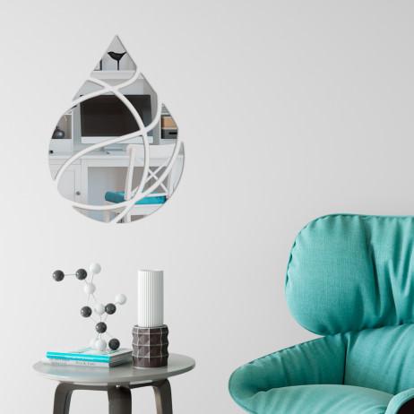 Espelho Decorativo Gota
