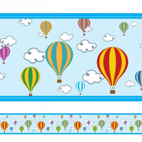 Faixa Decorativa Balões