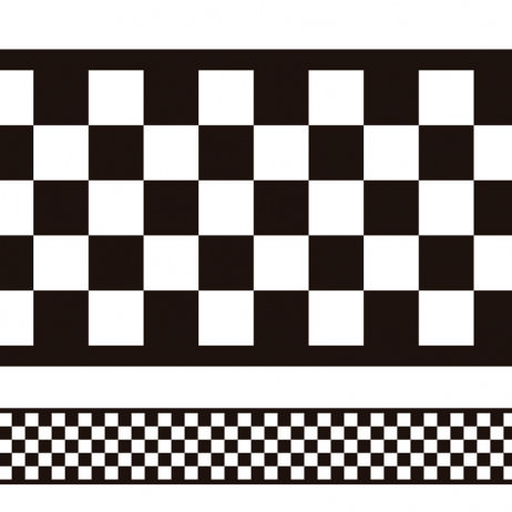 Faixa Decorativa Grid