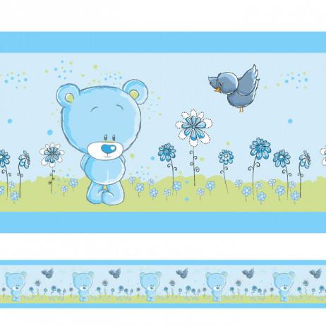 Faixa Decorativa Urso