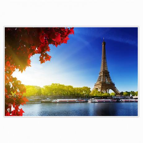 Painel Decorativo Torre Eiffel