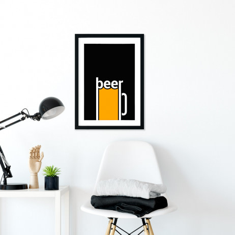Quadro Decorativo Beer