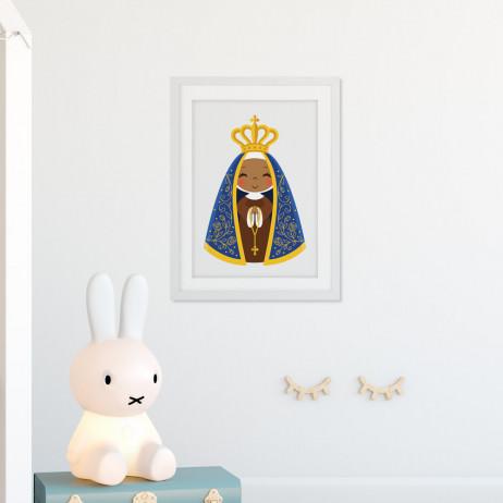 Quadro Decorativo Nossa Senhora Aparecida