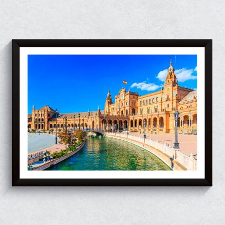 Quadro Decorativo Sevilha (Espanha)