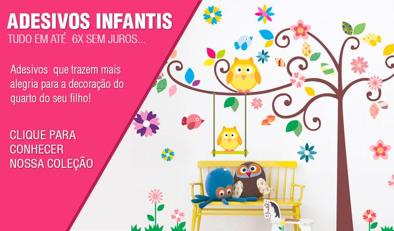 Promoção Adesivo de Parede Infantil