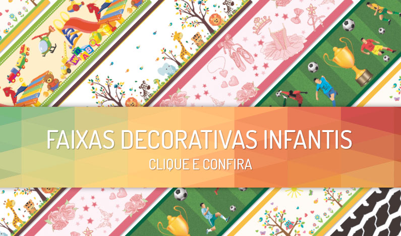 Faixas Decorativas