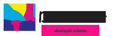 Adesivos de Parede, Papeis de Parede, Espelhos Decorativos - bemColar Decoração Criativa...